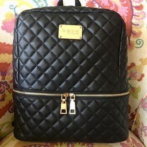 Bebe Danielle Backpack Black